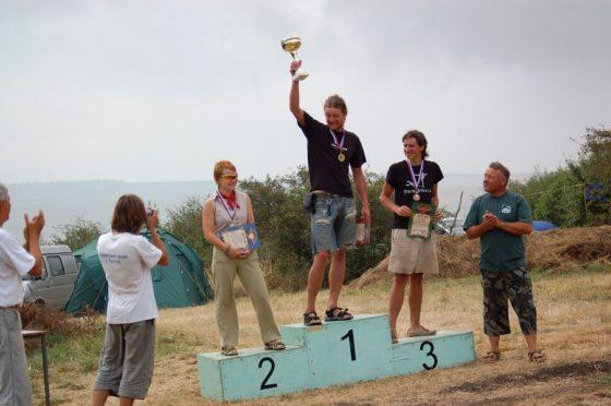 Чемпионат России 2010. Планерный спорт. Юниоры