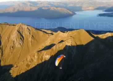 Nev Zeland paragliding