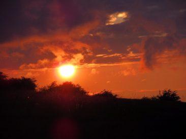Юца закат