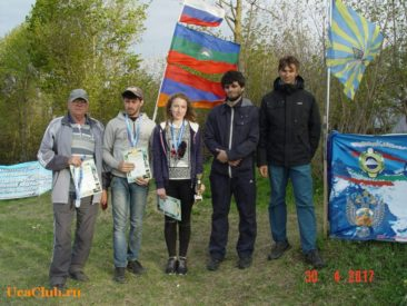 КЧР чемпионат СЛА призёры