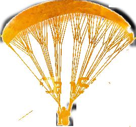 Оранжевый на баннер