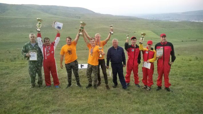 Победители Чемпионат КЧР парящий полет
