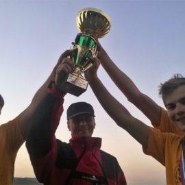 На «Южном» провели Чемпионат России по скоростному парению и Чемпионат КЧР парящий полет!
