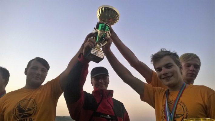 Кубок Чемпионат КЧР парящий полет
